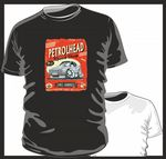 KOOLART PETROLHEAD SPEED SHOP FORD CAPRI 2.8 INJECTION Childrens kids Youth t-shirt